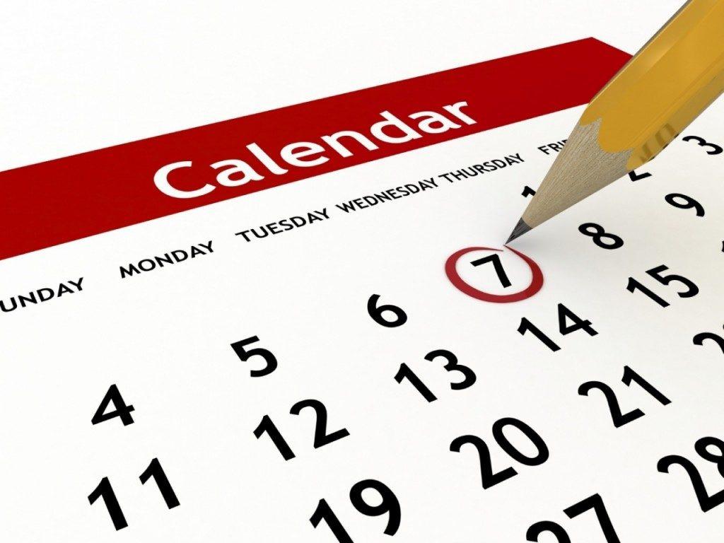 Agenda & Beurzen