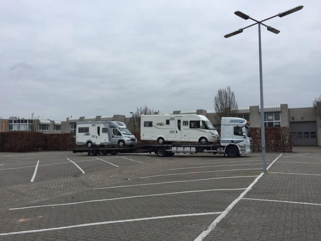 Truck Houten1