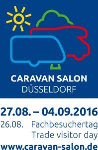 Caravan Salon te Düsseldorf 2016 @ Messe Düsseldorf