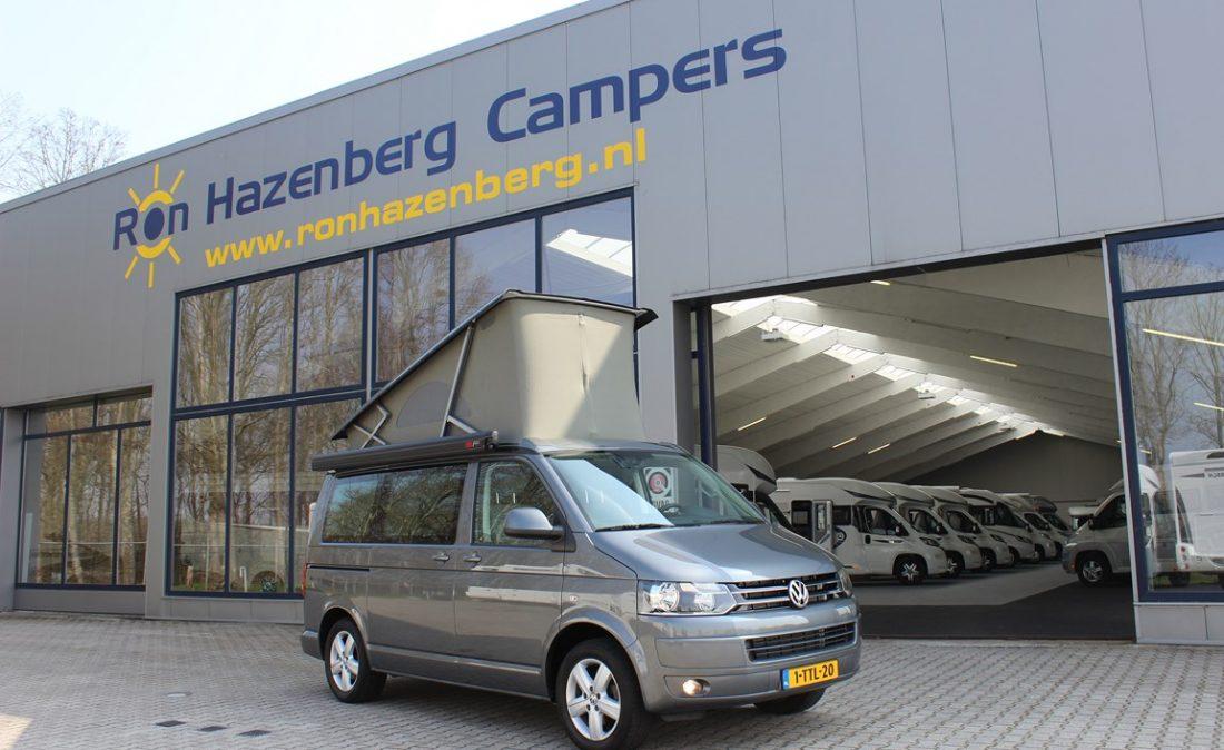 Verkocht 71 Volkswagen T5 California Buscamper Met Hefdak 4